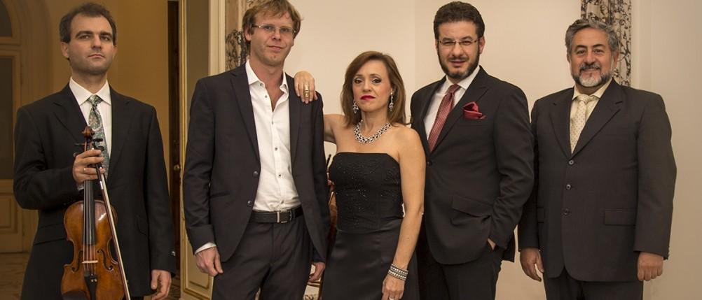 """Accademia di Ungheria a Roma - ottobre 2016, progetto """"Liszt e l'Italia"""""""